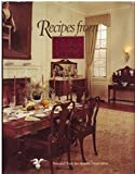 img - for Recipes from Historic Hotels of America book / textbook / text book
