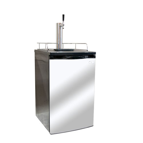 Kegco K199SS-1 Kegerator Full Size Keg Cooler with Stainless Door