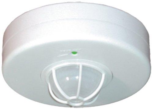 Rab Lighting Los2500/120 Occupancy Sensor 2000W 120V Ceiling, White