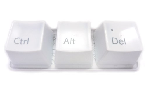 Ctrl Alt Del 4 Piece Dish Set