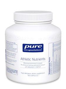 Pure Encapsulations Athletic Nutrients 180 Vcaps (Atn1)