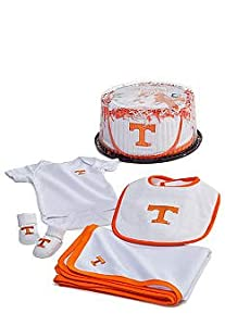 Tennessee Volunteers Baby Clothing Gift Set by Future Tailgater