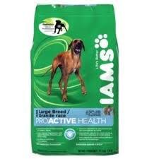 Dog Food, Dry, Bulk, 14 lbs (pounds) of IAMS