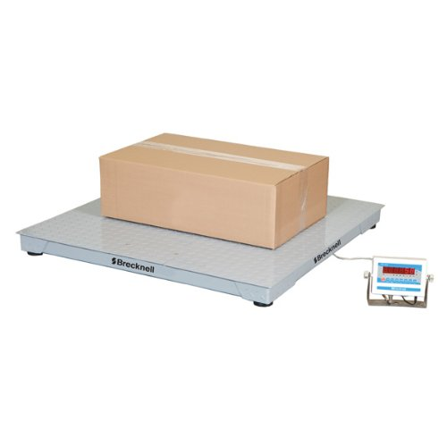 Floor Scale/Digital Display Combo - 5' X 5' - 10,000# Cap.