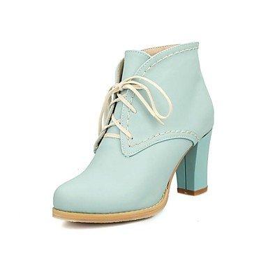 Frauen Chunky Heel Booties / Stiefeletten Schuhe (weitere Farben) online kaufen