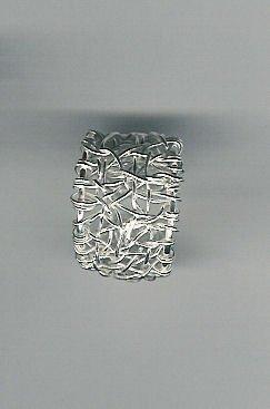 Circle Woven Ring