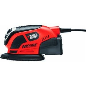 Black & Decker MS800B Mouse Detail Sander With Dust Collection