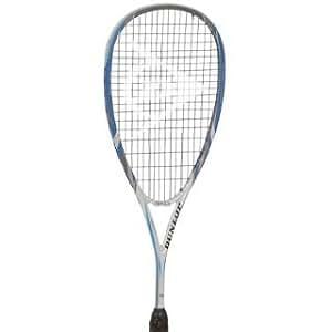 Dunlop Apex Power Squash Racket Blue/White -