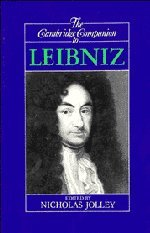 Nichols Jolley, Cambridge Companion to Leibniz