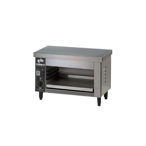 Star Manufacturing 518Cma Star-Max Electric Countertop Cheesemelter, 13 In.