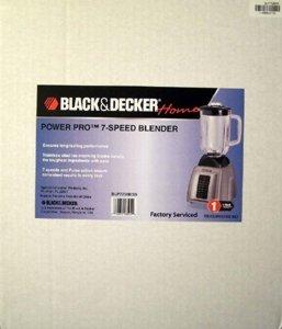 Black & Decker Appliance Parts front-25090
