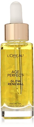 L'Oreal Paris discount duty free L'Oreal Paris Age Perfect Glow Renewal Facial Oil, 1.0 Fluid Ounce