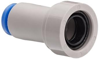 SMC KDMS-04 PBT Multi-Connector Socket, 4 mm Tube OD