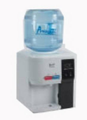 Avanti Products WD31EC Tabletop Thermoelectric Water Cooler, Fits 2, 3 & 5-Gal. Bottles