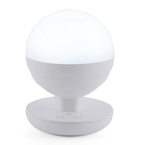 Lampada da tavolo ANNT® touch lampada da trasportare Intelligente LED per interno e esterno di notte