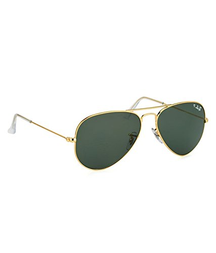 Ray-Ban RB3025 001/58 Large Size 62 Aviator Sunglasses