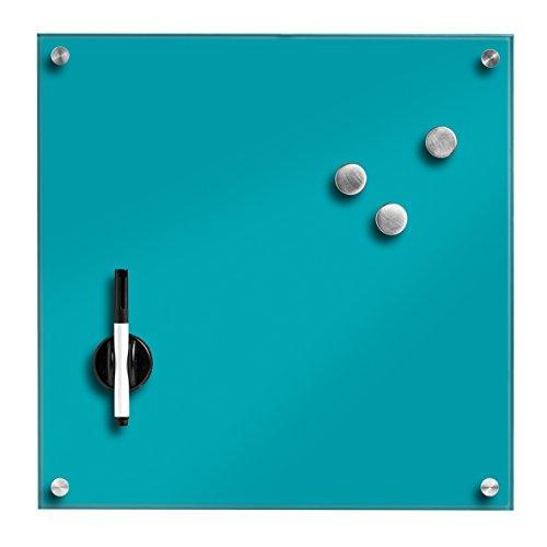 zeller-11649-lavagnetta-vetro-colore-petrolio