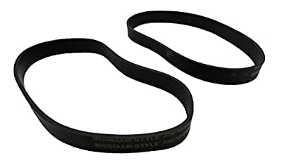 BISSELL Style 7/9/10 Replacement Belts, 2 pk, 32074