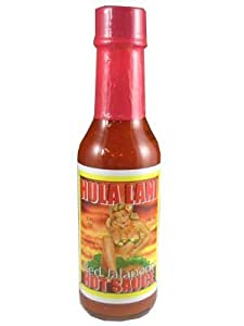 Hula Lani Red Jalapeno Hot Sauce