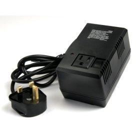 Vtm-150Uk - 220/240 Volt Travel Voltage Converter Adapter For Uk, China, Africa & Middle East - 150 Watt, Ideal For Laptops, Chargers Etc.