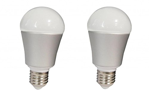 How Nice10.5W(60-W Equivalent) Led Light Bulb 800 Lumens 6500K A19 Led Household -Pack Of 2