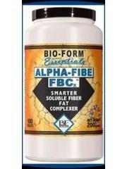 Bio-form ALPHA-FIBE FSCx 180 Tablets