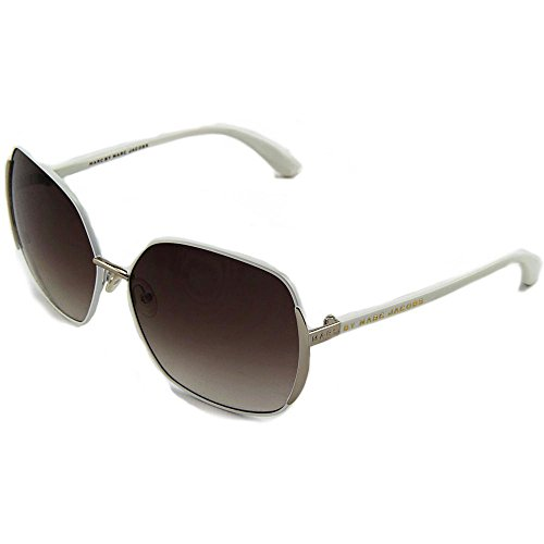 marc-by-marc-jacobs-sonnenbrille-mmj-098-s-0sjr-weiss-61mm