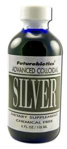 Futurebiotics Silver 4 Oz Advanced Colloidals