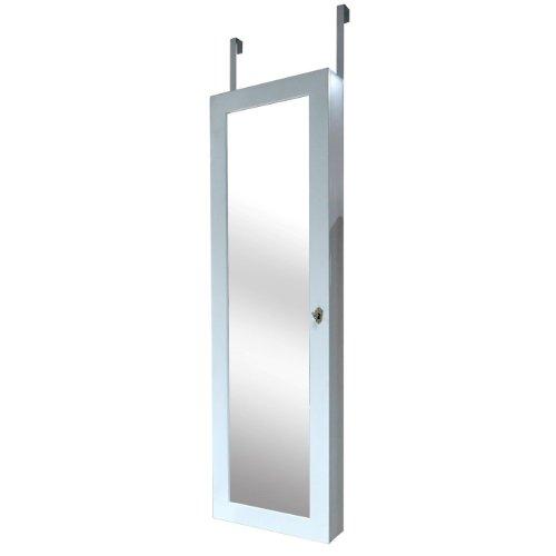 q10 schmuckschrank mit extra grossem spiegel schmuckkasten bijoux spiegelschrank. Black Bedroom Furniture Sets. Home Design Ideas