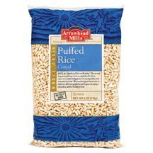 Arrowhead Mills Puffed Brown Rice Cereal (6x6 oz.) - 1