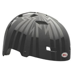 Bell Injector Berm Buster Youth Multi-sport Helmet Black with Stripes