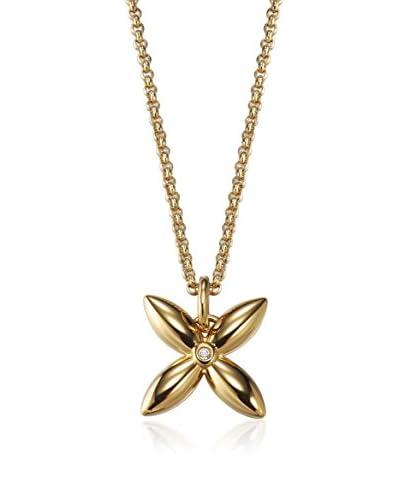 Esprit Collar Thriving Flora Gold