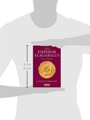 The Emperor Elagabalus Hardback