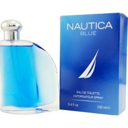 NAUTICA BLUE by Nautica EDT SPRAY 3.4 OZ