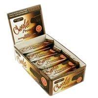 Health Smart Foods Chocolate lite Protein Triple Chocolate Fudge 16 Bars