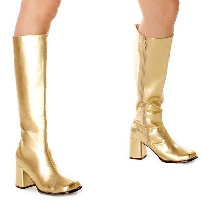 Ellie Shoes 149632 Gogo- Gold Adult Boots