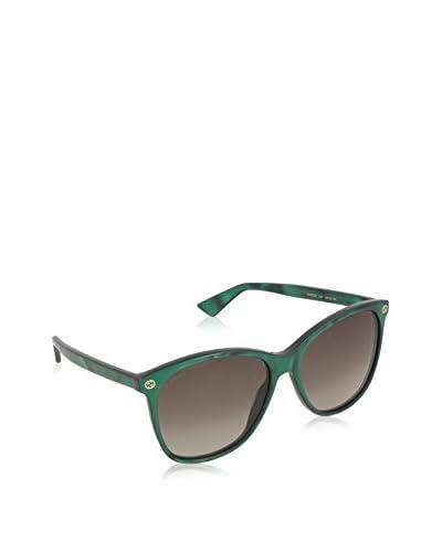Gucci Gafas de Sol 0024S_004 (58 mm) Verde