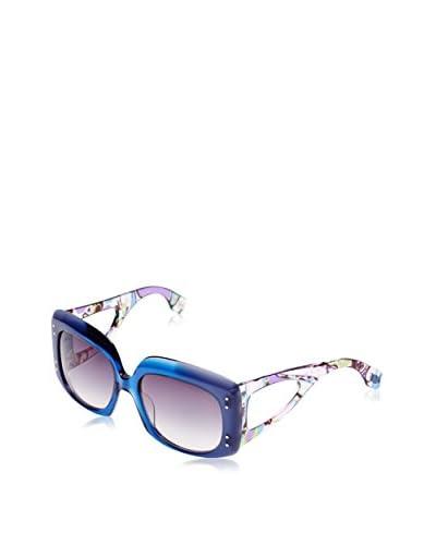 Pucci Occhiali da sole EP681S (55 mm) Azzurro