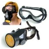 Survival mask and glasses サバイバルマスク / ガスマスク [玩具]