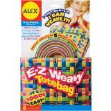 ALEX Toys - E-Z Weavy Totebag Kit - 1