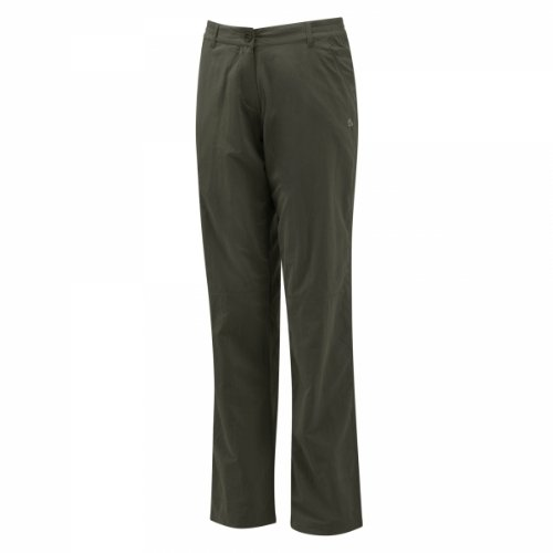 Craghoppers Craghoppers Women's Nosilife Trousers, Size 10 (US)/Size 14 (UK), Mid Khaki