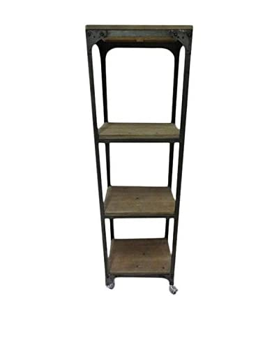Hannover loft shelf