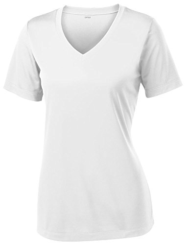 Womens-Short-Sleeve-Moisture-Wicking-Athletic-Shirts-Sizes-XS-4XL