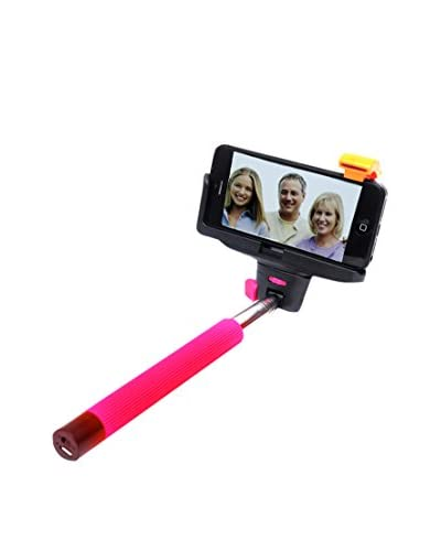 Beja Pértiga Rosa De Selfie Universal Bluetooth