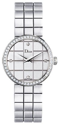 Christian Dior La D De Dior Diamond Ladies Watch CD047110M001