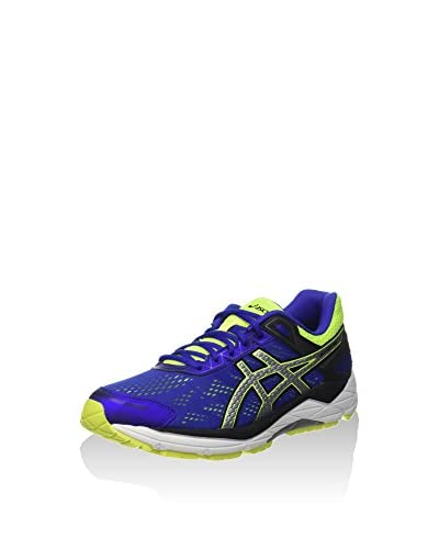 Asics Sneaker Gel-Fortitude 7  [Blu Indaco/Giallo/Nero]