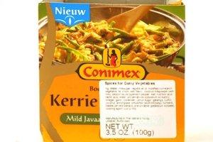 Boemboe Voor (Kerrie Groenten) - 3.5oz [3 units] by Conimex.
