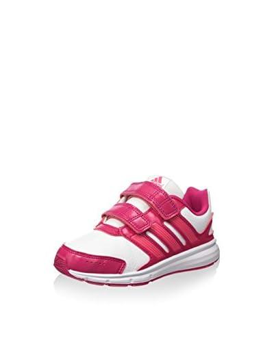 adidas Zapatillas Lk Sport Cf K Blanco / Magenta