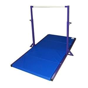Amazon.com : The Beam Store Gymnastics Mini High Bar with