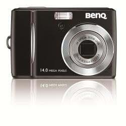 BenQ C1430 - Cámara Digital Compacta, 14 MP - Negro